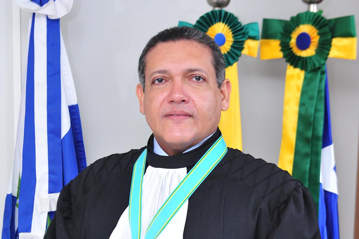 Kassio Nunes Marques, indicado para o Supremo Tribunal Federal –