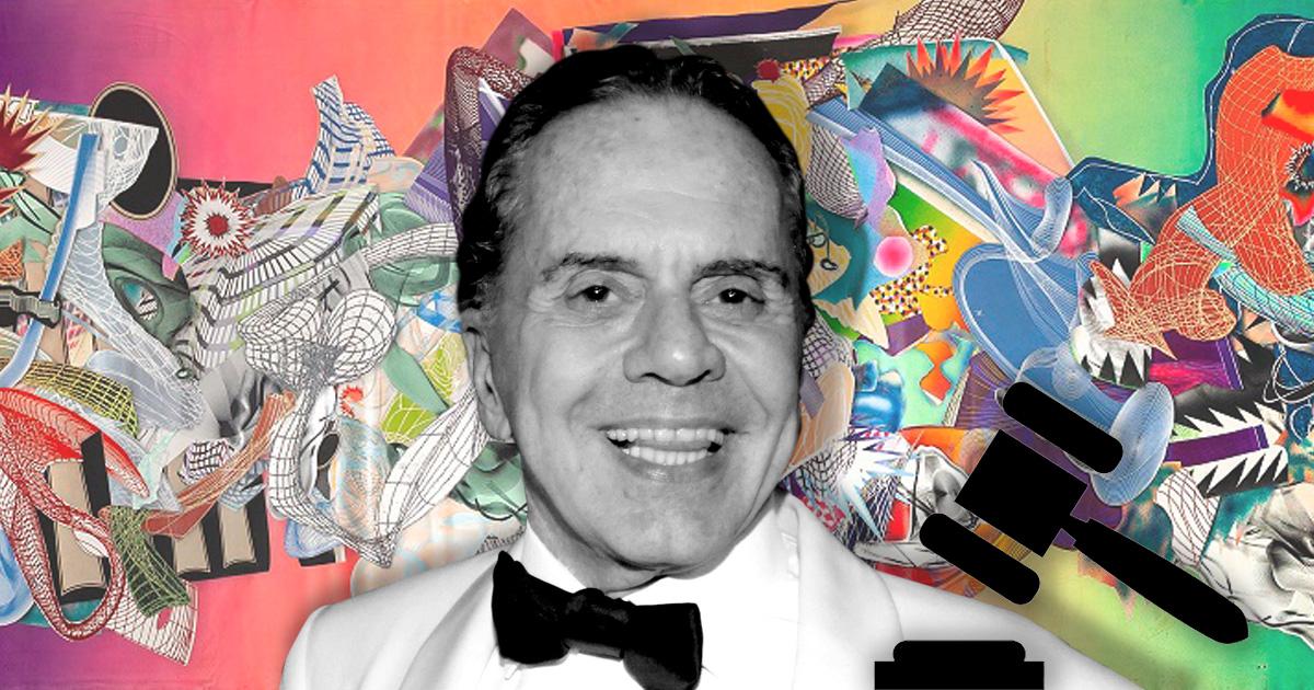 Edemar Cid Ferreira tem acervo de obras de arte leiloado –