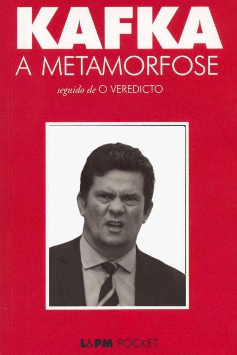 """""""Franz Kafta vira no túmulo e na grelha"""", ironizou o ex-ministro da Educação, Abraham Weintraub"""