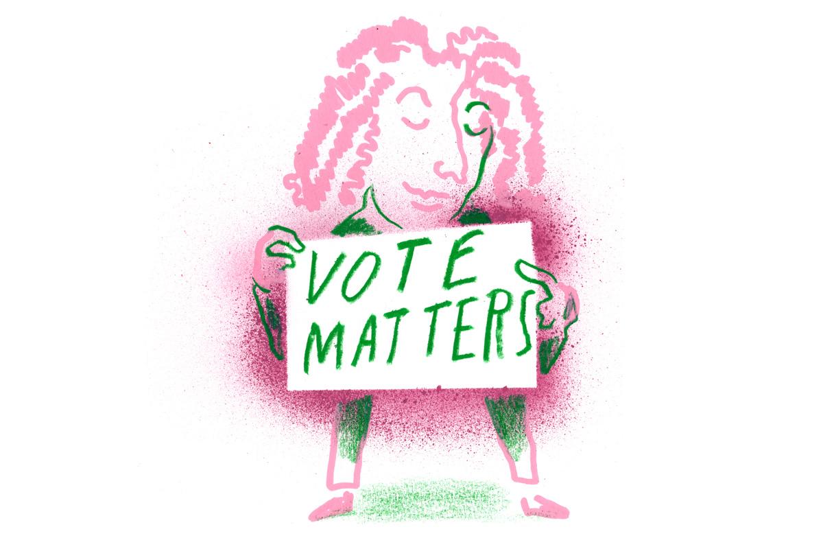 O voto importa