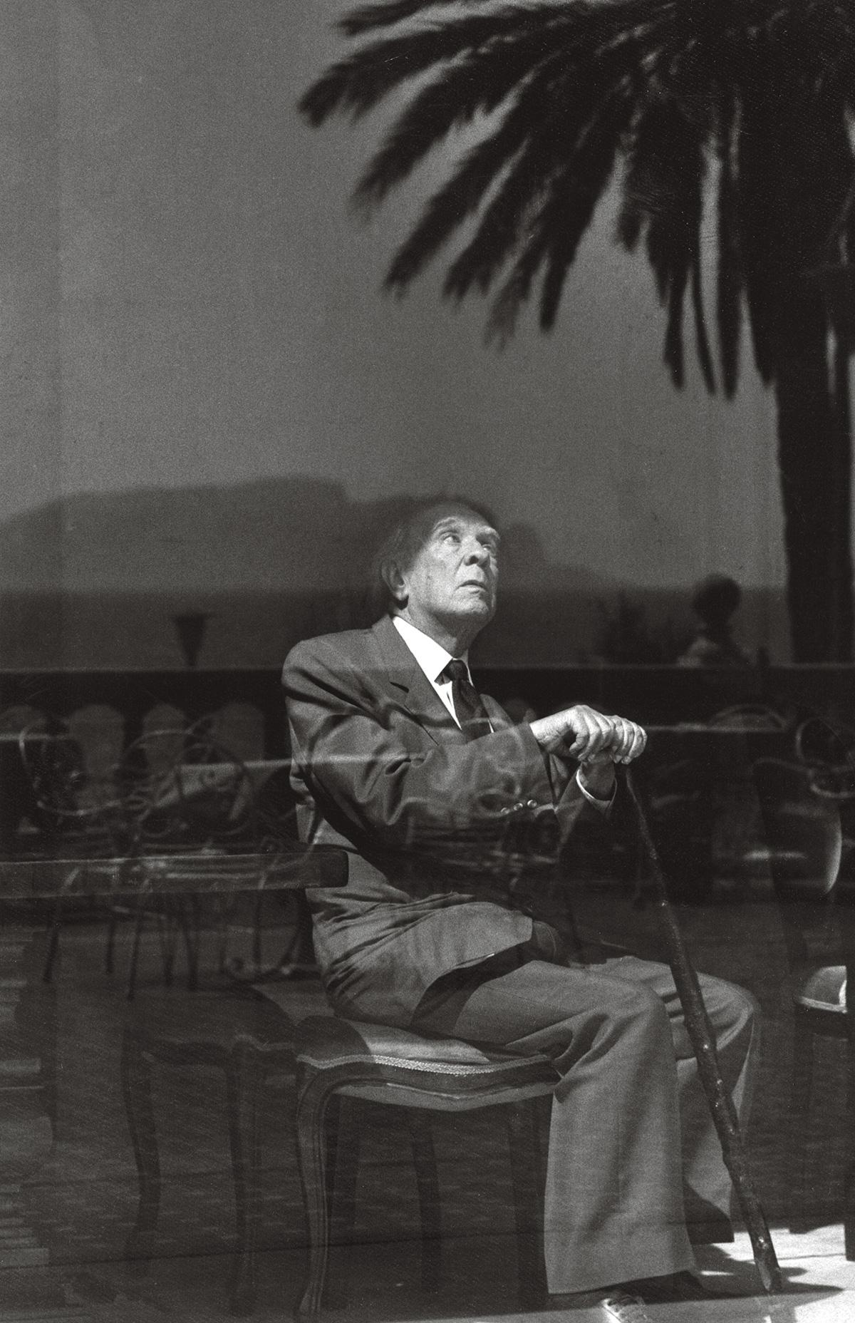 """Borges, em 1984: """"Minha avó inglesa sempre me contava que meu avô mandara executar um desertor. Mas nunca soube seu nome… Silvano Acosta. Que lindo!"""""""