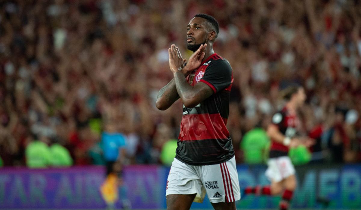 Gerson, jogador do Flamengo –