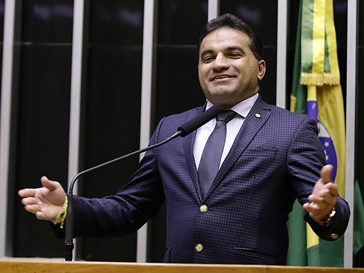 Deputado federal Josimar Maranhãozinho (PL-MA) –