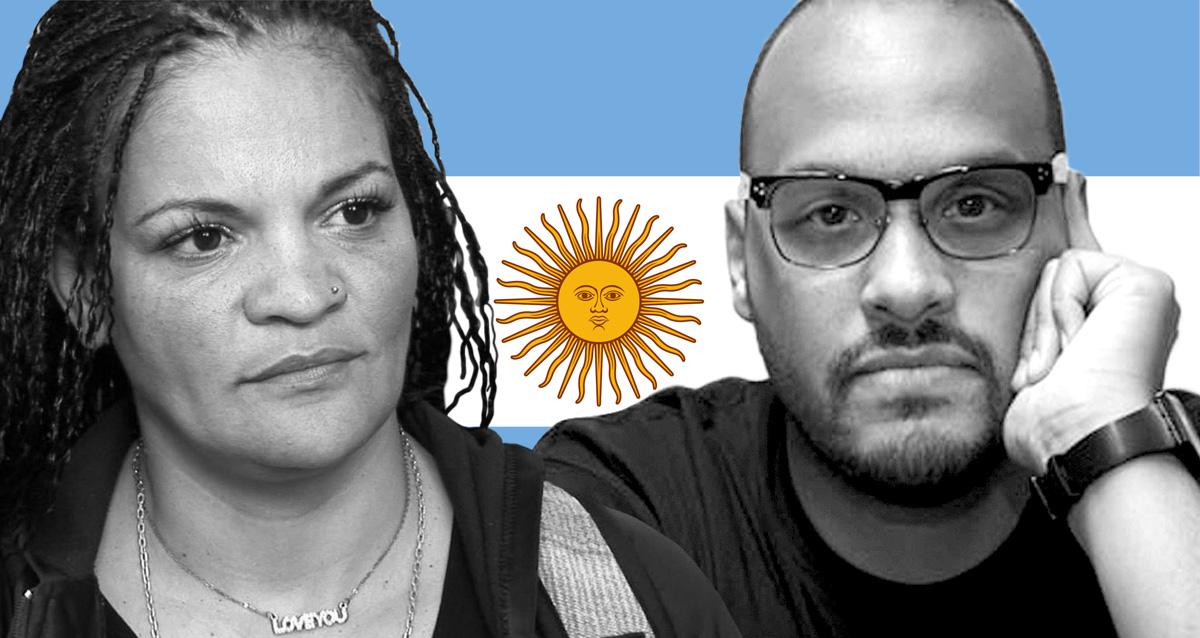 Laura Omega e Federico Pita –