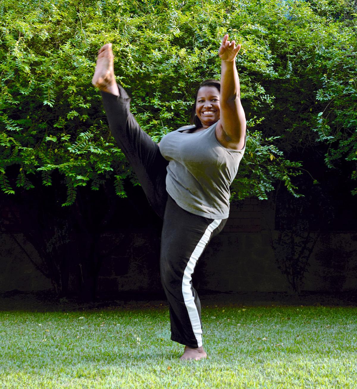 """A bailarina Daiana Ferreira, no Rio de Janeiro: """"O não já é certo. Vou em busca do sim"""""""