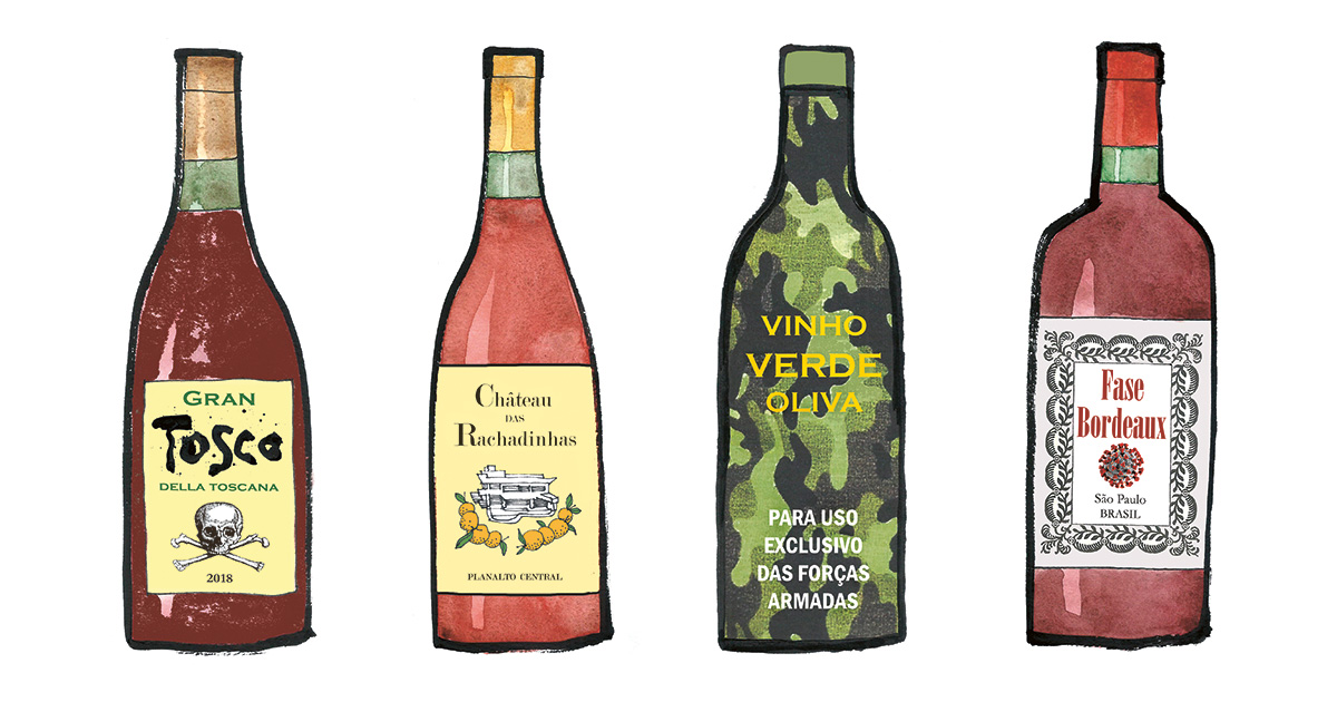 A nova política é como o vinho, quanto mais velha melhor