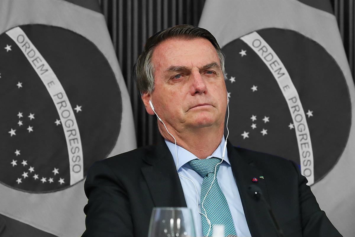 Bolsonaro na cúpula de Líderes sobre o Clima –