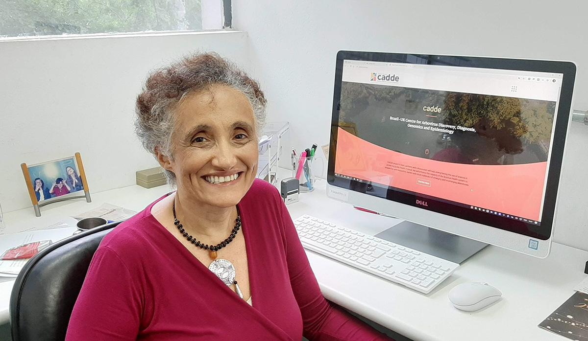 Coordenadora da equipe responsável pelo sequenciamento genético do Sars-CoV-2, Ester Sabino questiona a baixa presença feminina em postos-chave da pesquisa científica