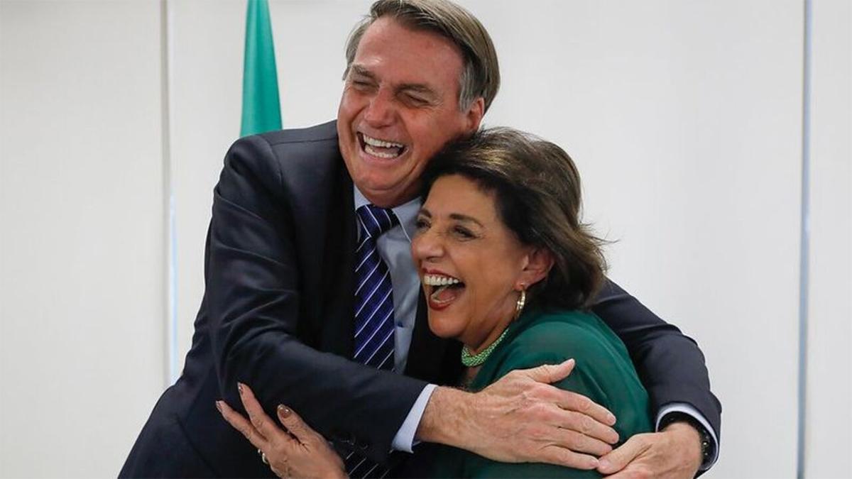 Leda Nagle também ficou incrédula ao saber pelo Twitter que em 2022 Lula pode cometer um atentado a voto contra Bolsonaro