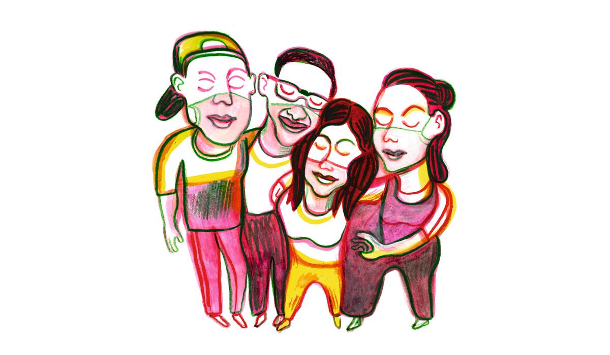 <i>Nosotros cuatro</i>