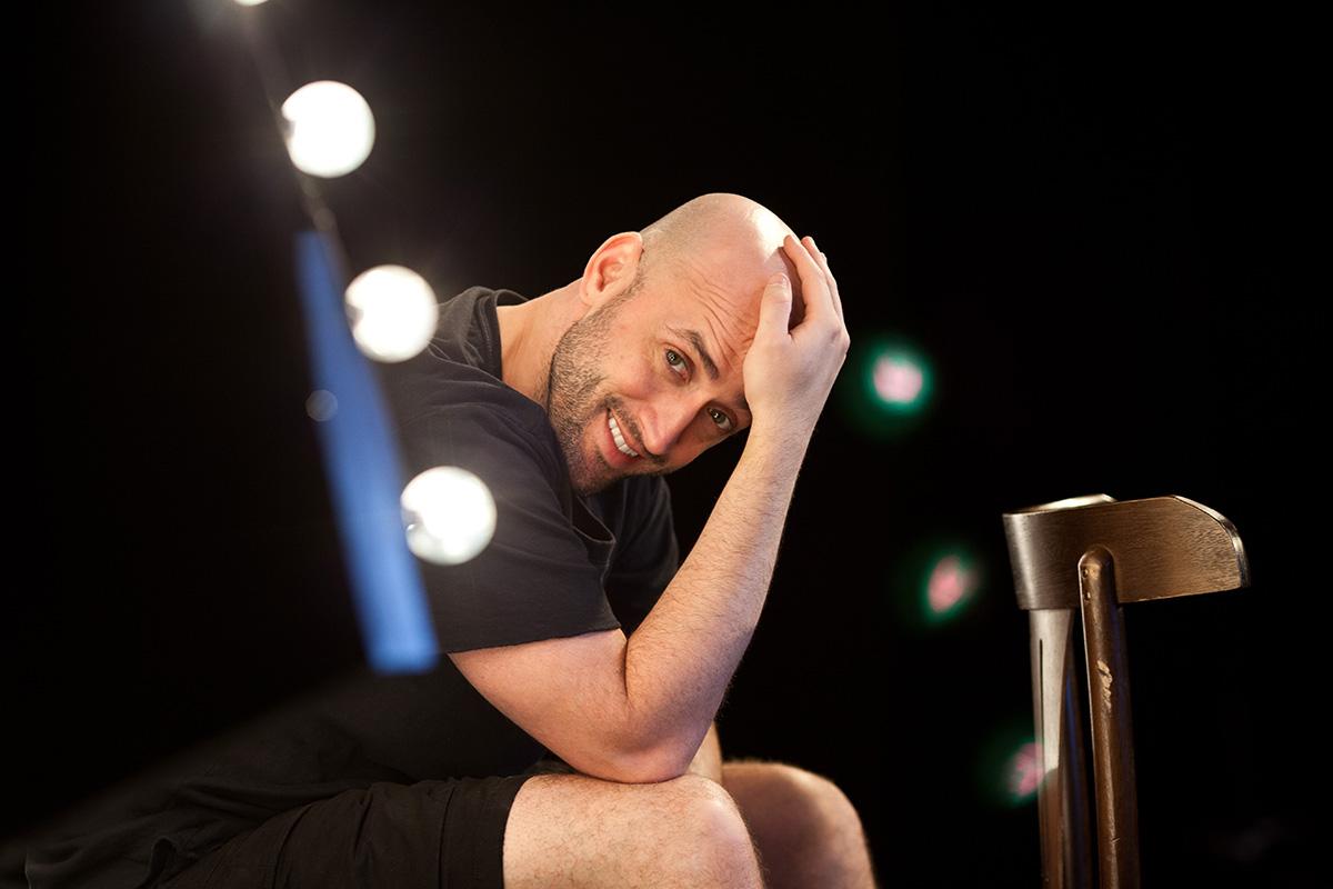 O humorista Paulo Gustavo, vítima da Covid no auge da carreira –