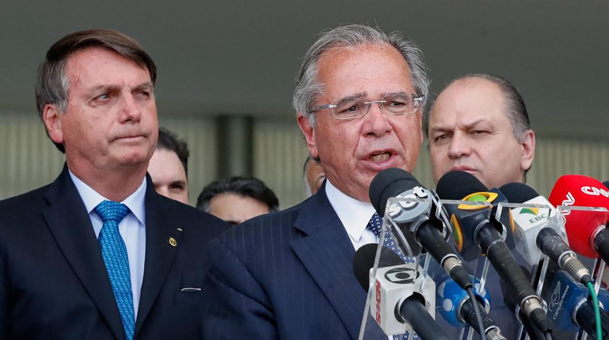"""""""Dá pra fazer trilhão com a privatização da Vacinata"""", disse Guedes –"""