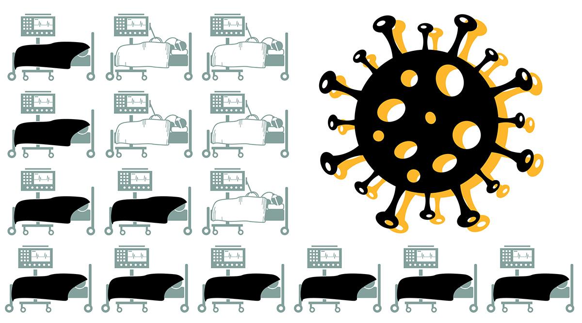 Mesma pandemia, novas vítimas