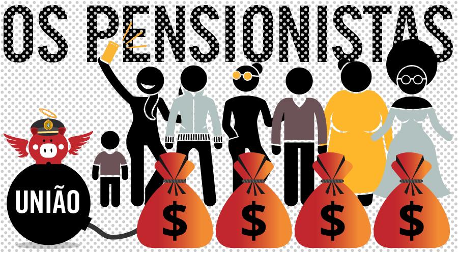 Pensionistas no vermelho