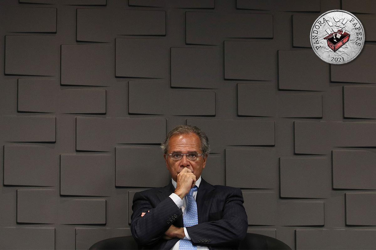 Paulo Guedes tem offshore milionária em paraíso fiscal