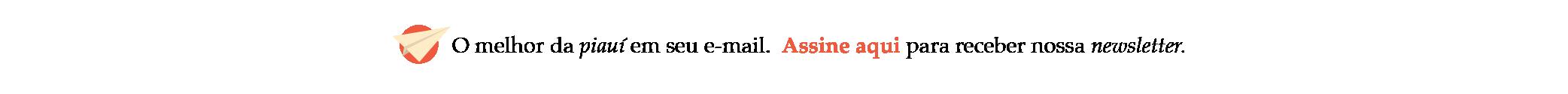 A melhor piauí em seu e-mail.